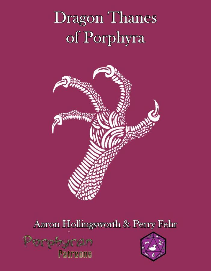 Dragon Thanes of Porphyra